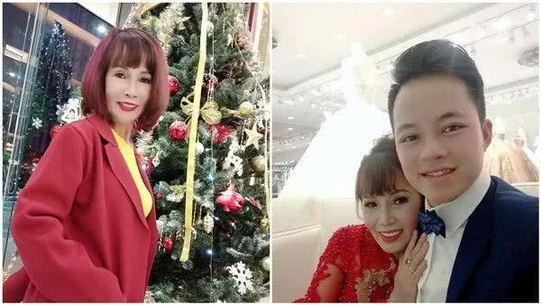 62岁女子嫁给26岁小伙后成网红 被批趁机卖化妆品赚钱