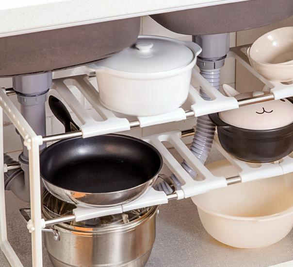 """老婆买回来的""""厨房用品"""",让厨房整洁还不贵,家家都能买得起"""
