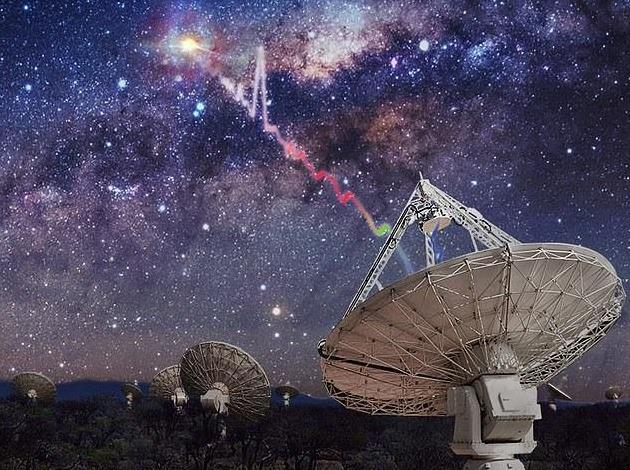 5亿光年外发现神秘无线电波!科学家:有一定概率来自外星文明!