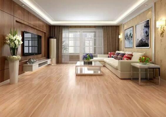 家里不要铺木地板了,有钱人都流行装这种代替,省钱好看易清洁!