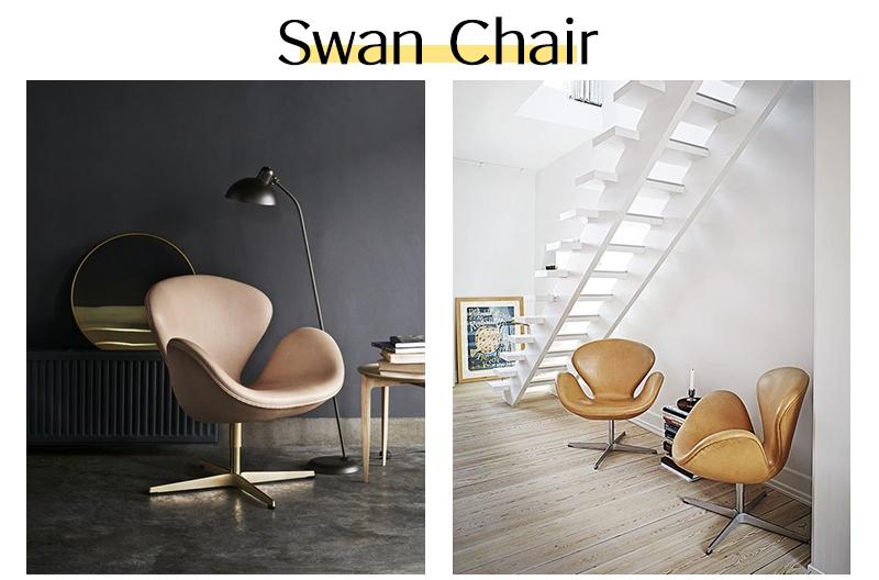 设计史上著名的沙发椅,就在这里