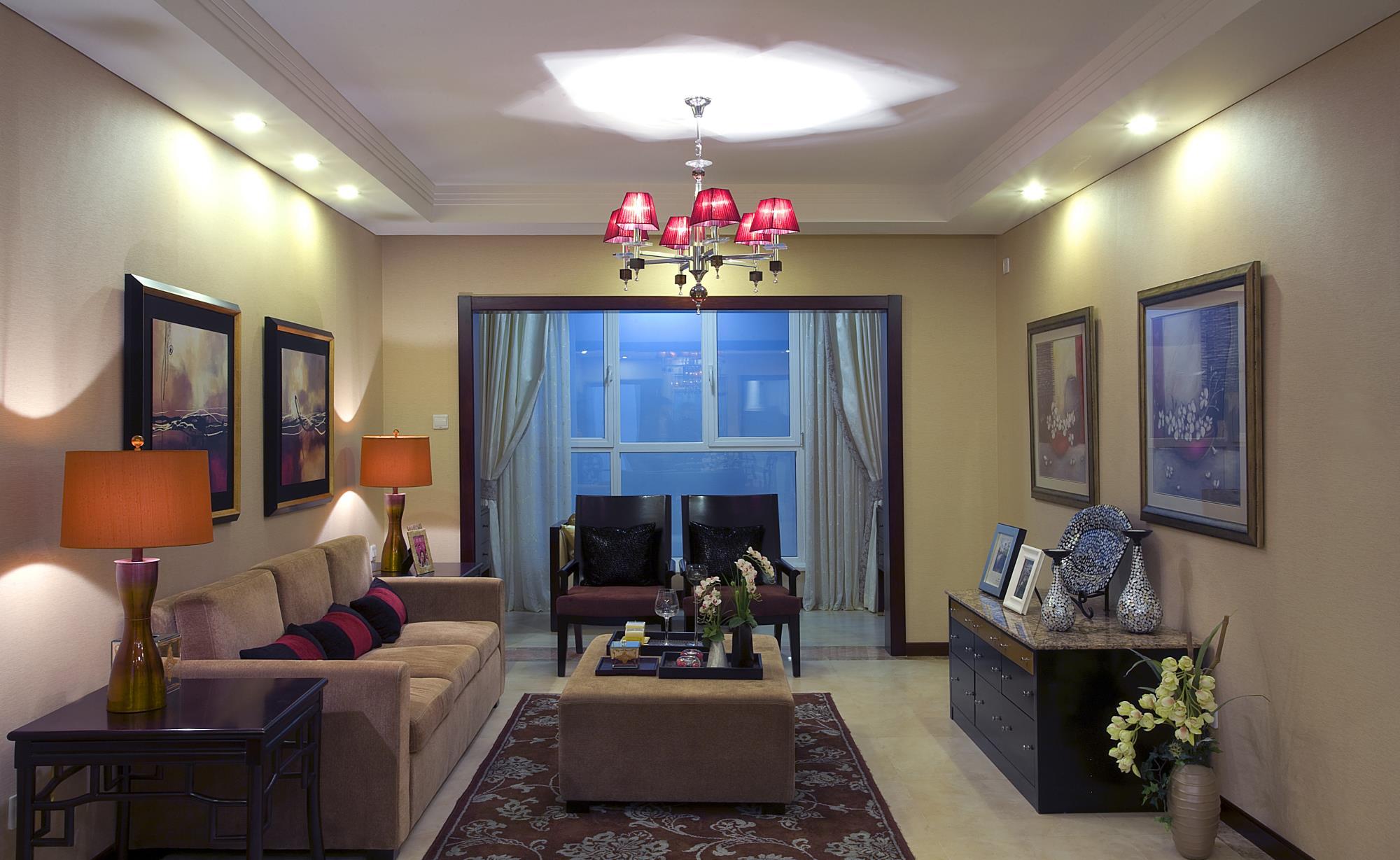 客厅灯带费电还是大灯费电 客厅灯具怎么选
