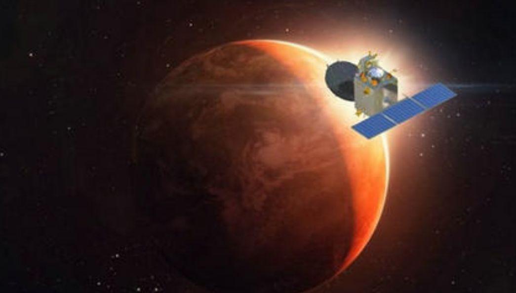 科学家在火星上首次发现和类似地球的地层结构!和无线电有关!