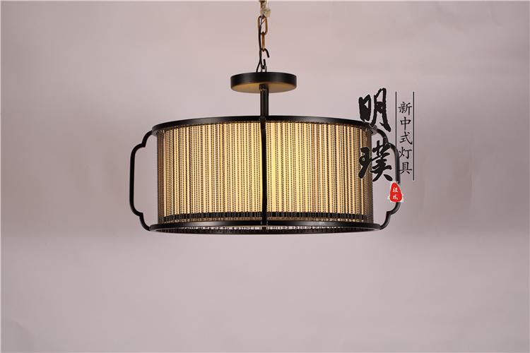 新中式灯具,凭借什么魅力让年轻一代喜爱?