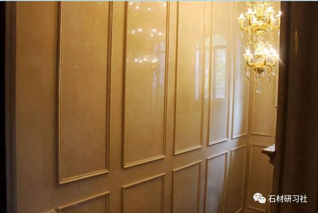 独栋三层别墅大理石整装案例实拍