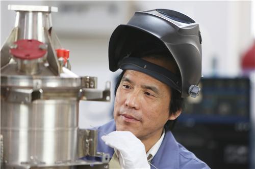 """他是中国焊接""""第一人"""", 美国唯一承认的特派专家, 公认世界第一"""