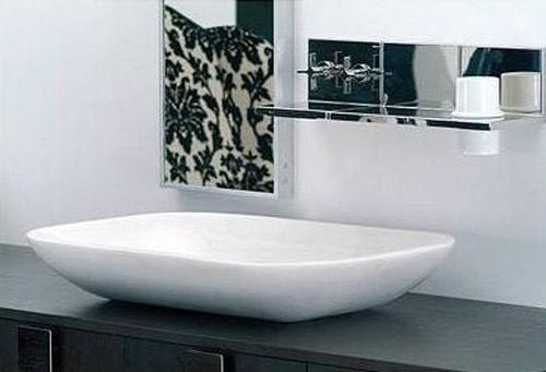 攻略:盥洗区洁具区分 卫浴间选购之道