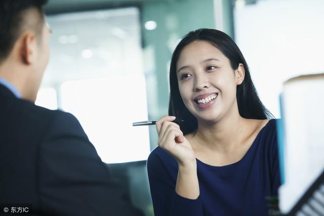 如果面试你的HR是个妹纸,请记住这10个神回复,福利你懂的!