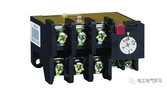 电气设计中热继电器如何选用?