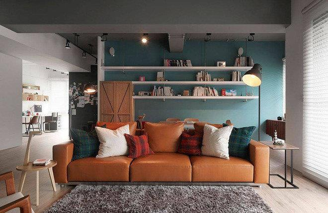 149平轻工业风 ,有色彩,有趣更有爱的家