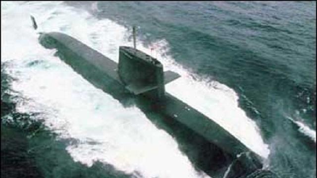 全球首款锂电池潜艇交付,储存电量是铅酸电池2倍,潜航能力大增