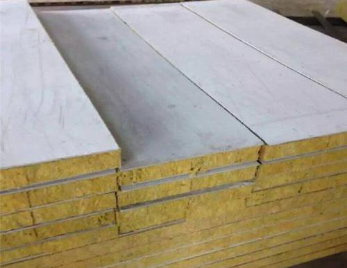道尔顿介绍长沙岩棉复合板施工方法