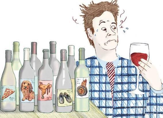 柒月淘:酸甜苦辣咸鲜,你要的味道葡萄酒中全都有