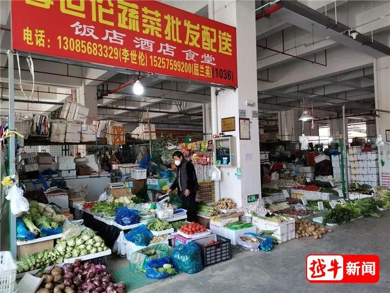 拆迁正式启动!经营23年的轻纺城果蔬批发市场要搬家