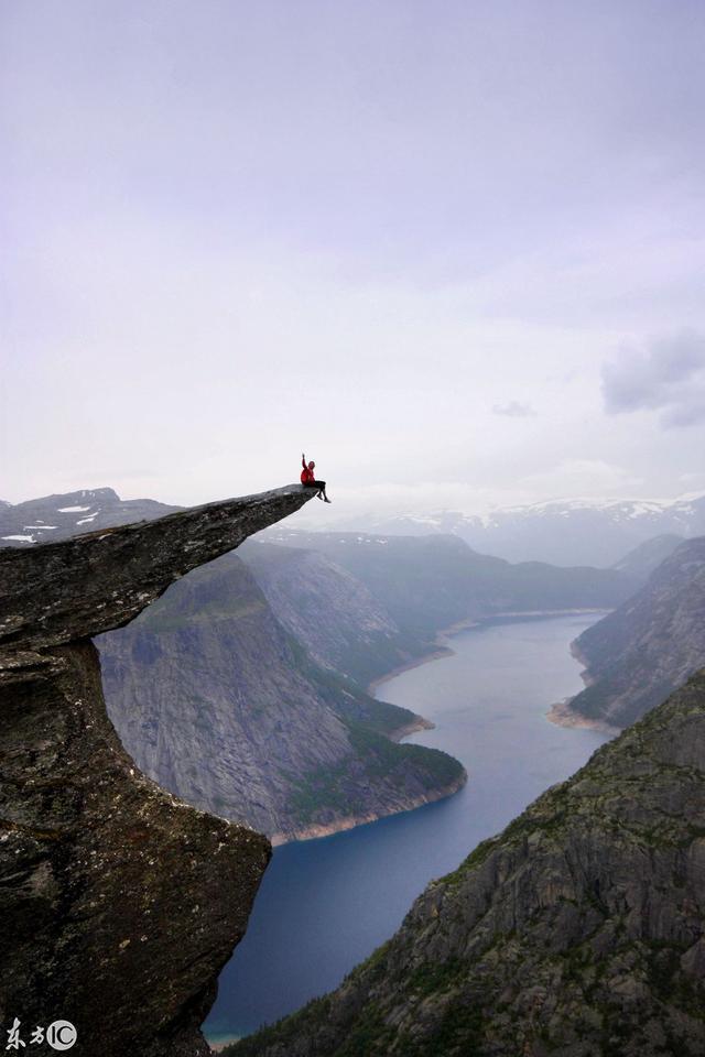 恶魔之舌太危险了,但为何不安装护栏?挪威人的理由我服气!