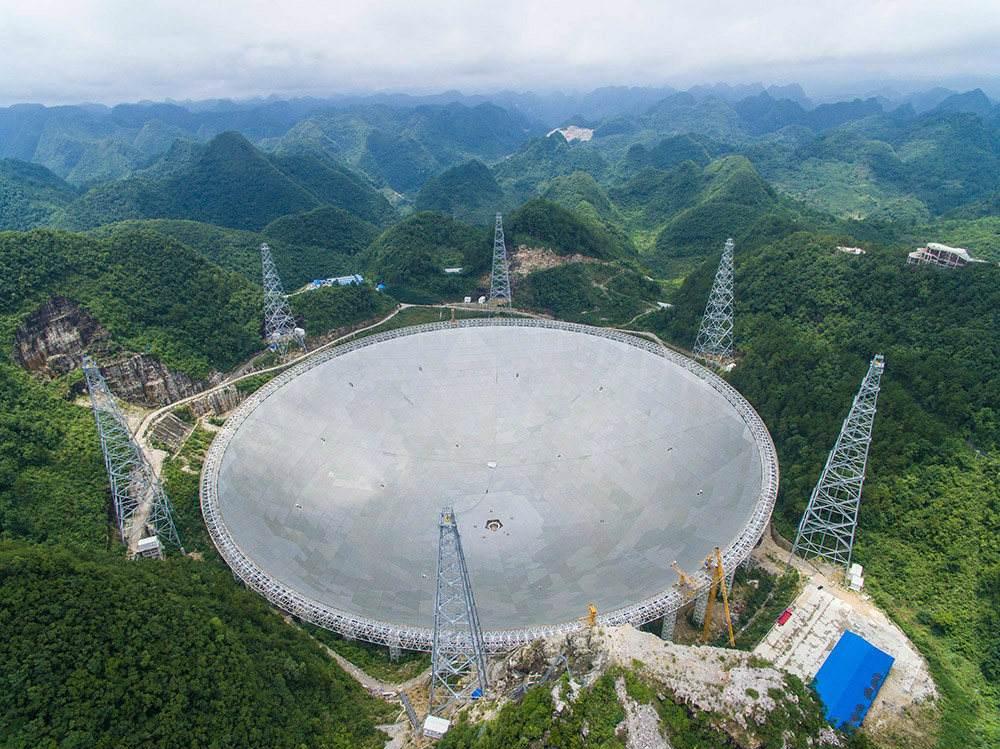 可能是地外文明的讯息?加拿大收到15亿光年外的无线电信号