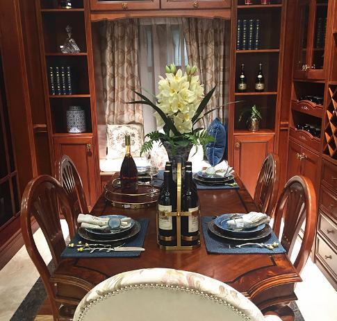餐厅配置这样一套餐桌椅,美观又实用,太聪明了