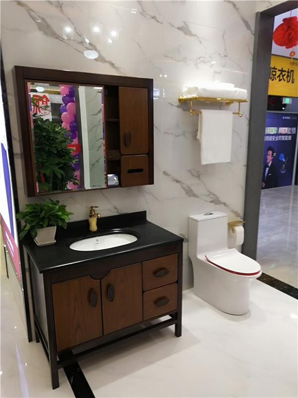 贺尚典卫浴首家自营店盛大开业