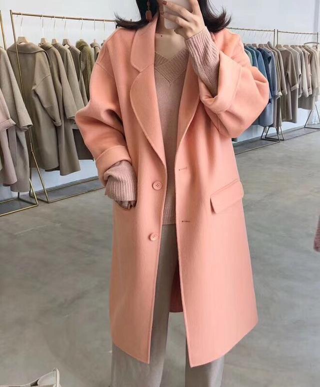 超级美的羊绒大衣,每件都想要
