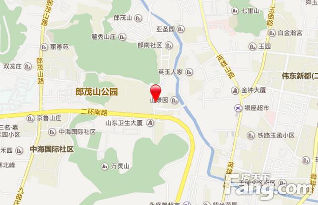 山景嘉园 PK 试验机厂单位宿舍谁是市中最热门小区