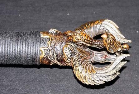 史上八大名刀:第一由昆吾石铸造而成,第三曾经刺杀过秦始皇?