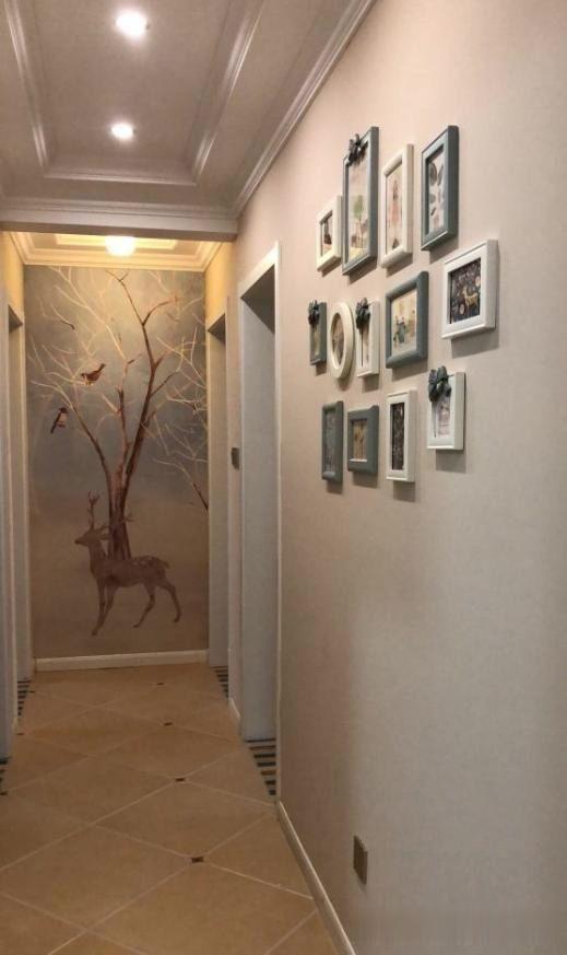 下个月搬新家,提前晒晒,进门就被玄关柜吸引到了,电视墙更漂亮