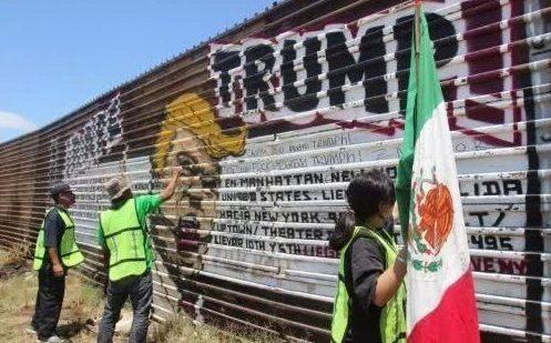 隔一道墙看尽天堂与荒岛,总统曾叹墨西哥离上帝太远又离美国太近
