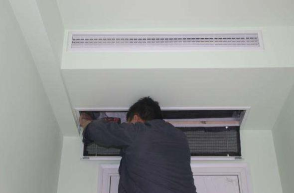 空调安装要注意,不要随便安装,毁了装修毁了空调,现在知道不晚