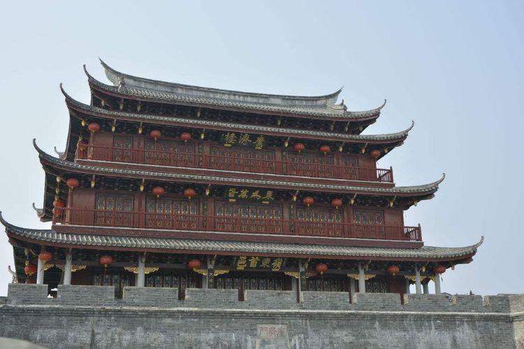 潮州古城墙:古代劳动人民的智慧结晶,是潮州的地标性建筑