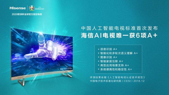 """作为中国知名标杆企业的海信,始终坚持突破创新,以自主创新技术不断提升在全球市场的话语权,推动着中国电子信息行业的发展变革。海信""""中国创新奖""""获奖产品彰显了海信技术创新和产品创新实力,足以让海信代表中国在CES2019上与全球科技巨头同台竞技。"""
