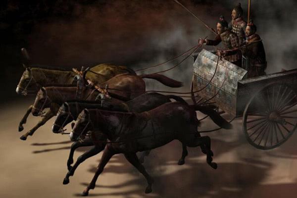 中国为什么称作礼仪之邦?看完春秋时期各国打仗的礼仪你就全懂了