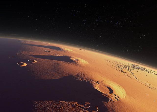 移民火星指日可待?火星不再缺水,美媒:我们可以保障水资源