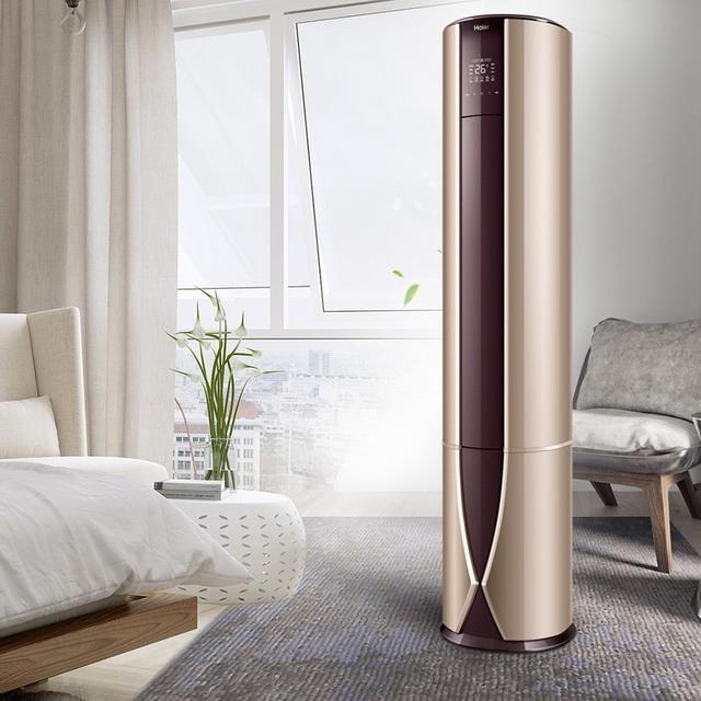 客厅不要装柜式空调了,聪明人流行这种设计,省电实用又不占地方