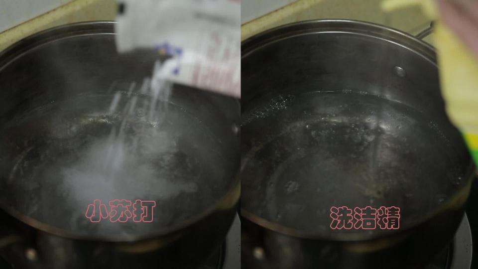 钢丝球用久了,洗碗刷锅越擦越脏,教您一招,钢丝球和新的一样