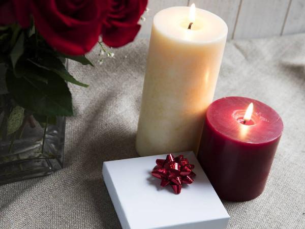 心理测试:3只蜡烛,哪只最先燃尽,测你命中自带什么福气