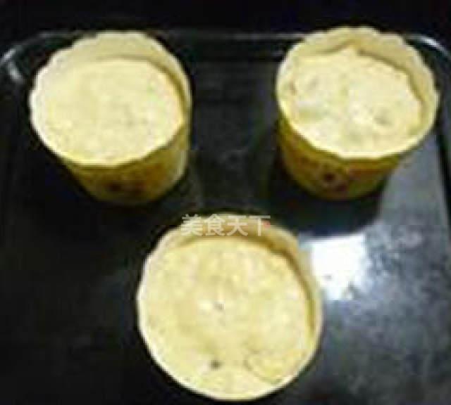 橄榄燕麦马芬,好吃到根本停不下来,比买的零食都香!