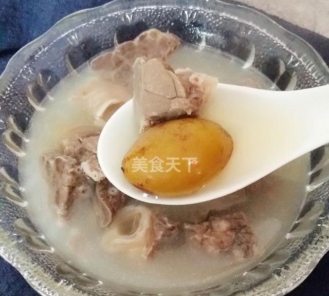 学了这款猪肺橄榄汤,润肺止咳最适合冬天