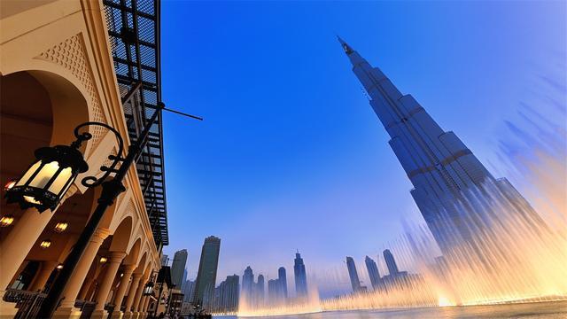 世界上最奇特的6个喷泉,迪拜的最奢华,西班牙的最神奇