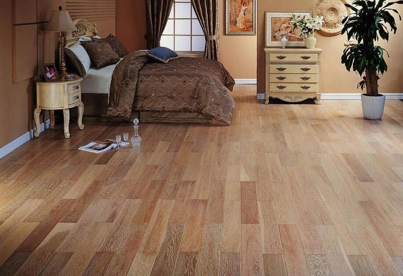 铺木地板还是瓷地板,装修师傅教你这么做