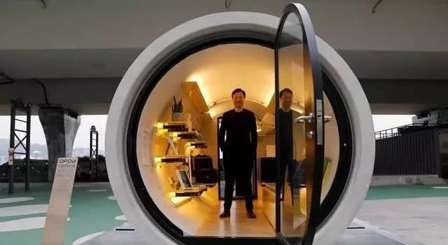 """为了让香港人不用住""""笼屋"""",有人设计""""罐头房"""""""