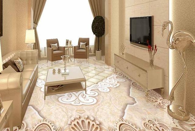 地面装修是铺木地板好还是铺瓷砖好,就因为没听劝,刚入住就后悔