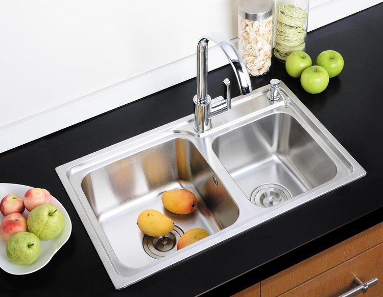 厨房别再装传统水槽了,越来越多人都装这种,既美观又实用