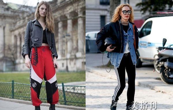 运动裤不一定非要搭配运动鞋,三种短靴一样让你舒适新潮出街
