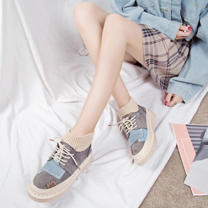 快扔掉运动鞋,今秋流行这些休闲鞋,一口气买三双不心疼,很舒适