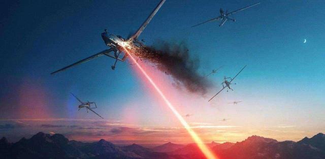 未来武器都什么样?激光武器已经投入战场,这些武器更可怕