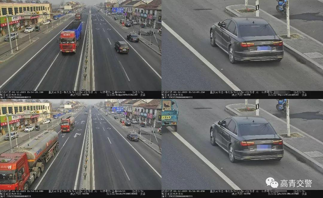 淄博这里新增交通技术监控设备12处,不想被抓拍抓紧看!
