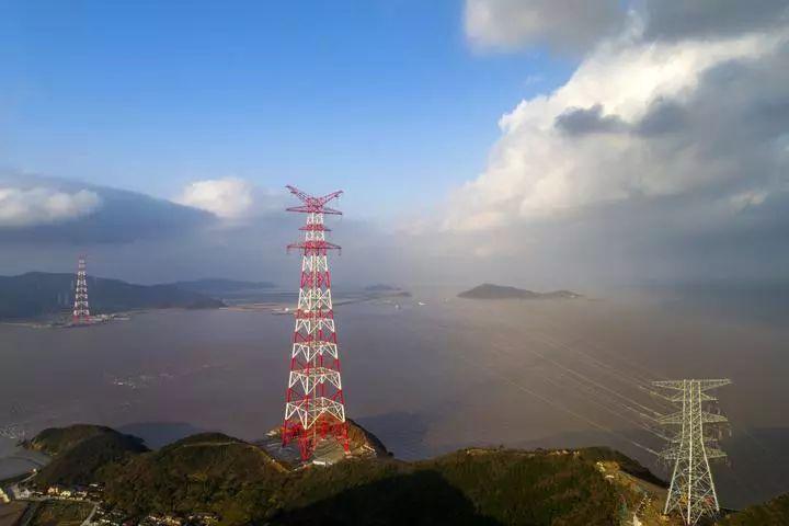 比埃菲尔铁塔还高,创下14项世界纪录!这个工程刚刚在浙江投产了