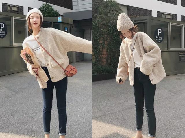 今冬最流行的过膝羊绒大衣,随意挑一件就足够了,又美又暖!