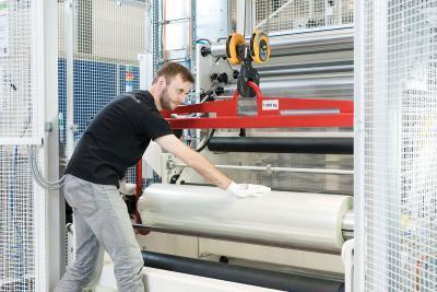 Fraunhofer FEP开发超光滑聚合物薄膜新技术
