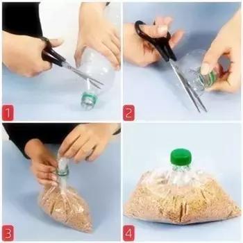 5分钱的饮料瓶能做榨汁机!还可以做抽纸盒、雨伞收纳筒……